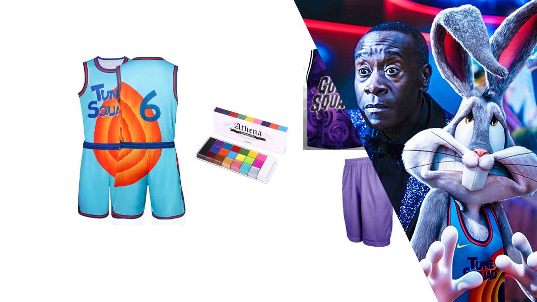 Space Jam: A New Legacy Cosplay Tutorial