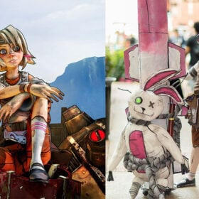 How to Create the Borderlands Effect for Your Cosplay