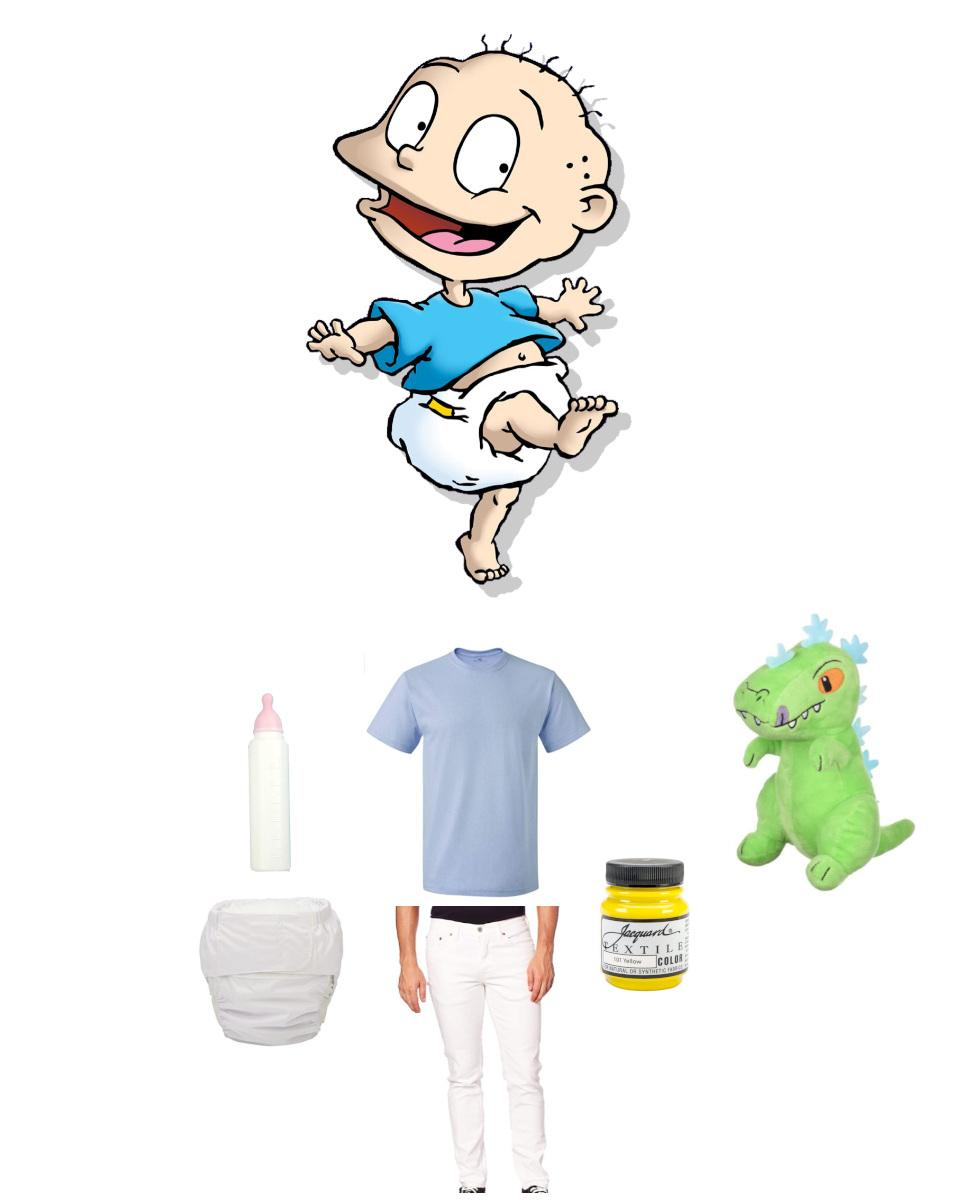 Tommy Pickles from Rugrats Cosplay Guide