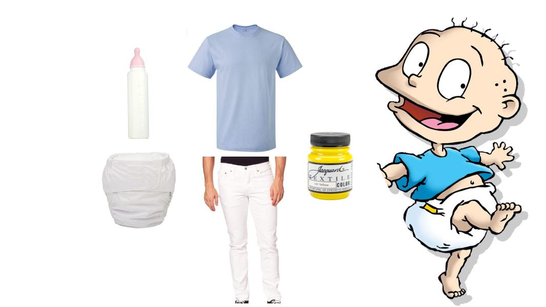 Tommy Pickles from Rugrats Cosplay Tutorial