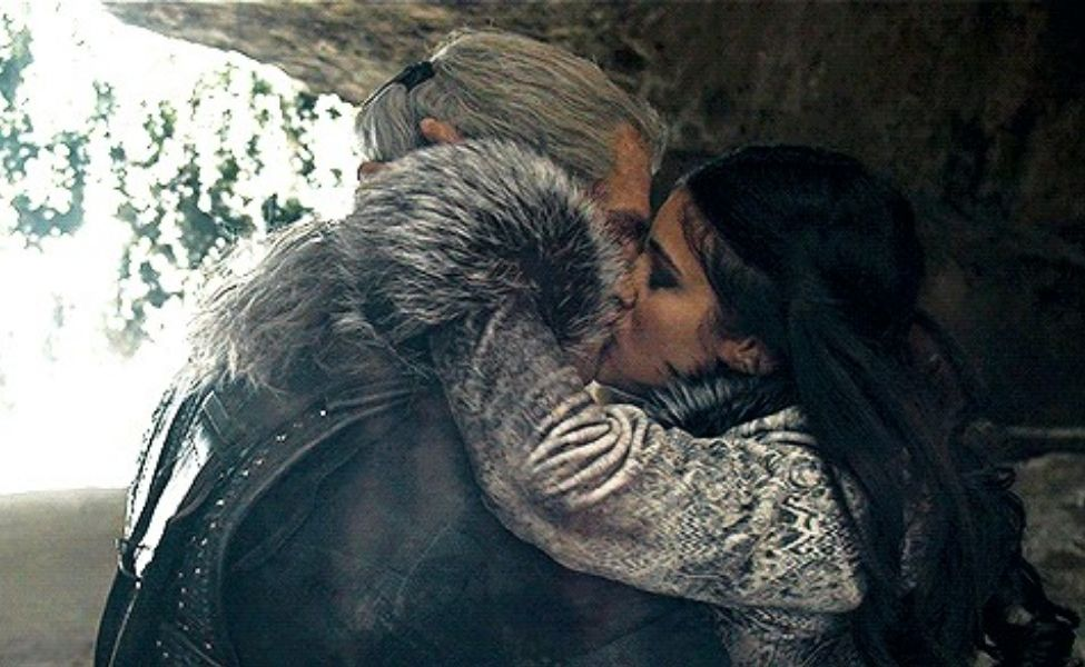 Geralt and Yennefer Couples Costumes