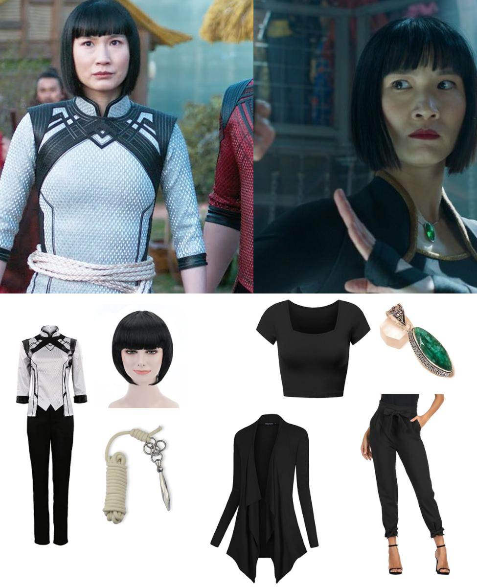 Xialing Wu from Shang-Chi and the Legend of the Ten Rings Cosplay Guide