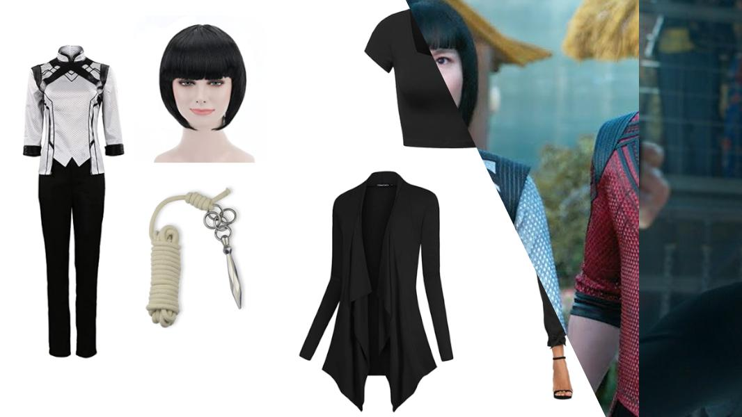 Xialing Wu from Shang-Chi and the Legend of the Ten Rings Cosplay Tutorial