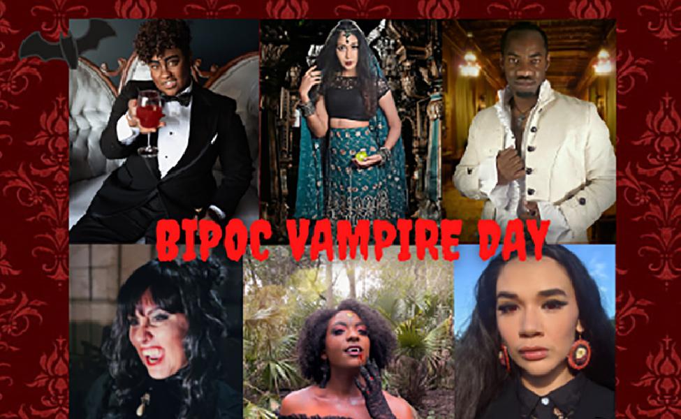 Celebrating BIPOC Vamp Day
