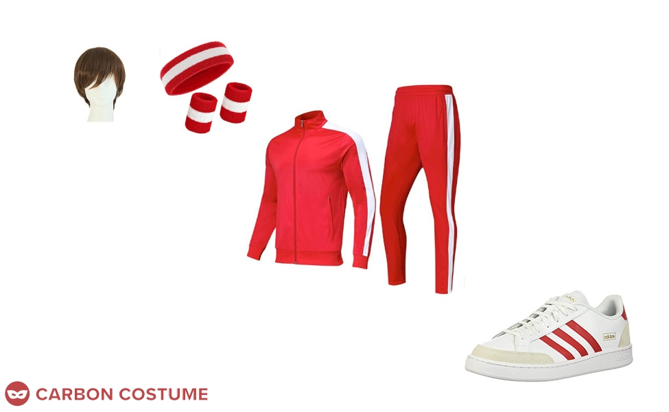 Tyler from Total Drama Island Costume