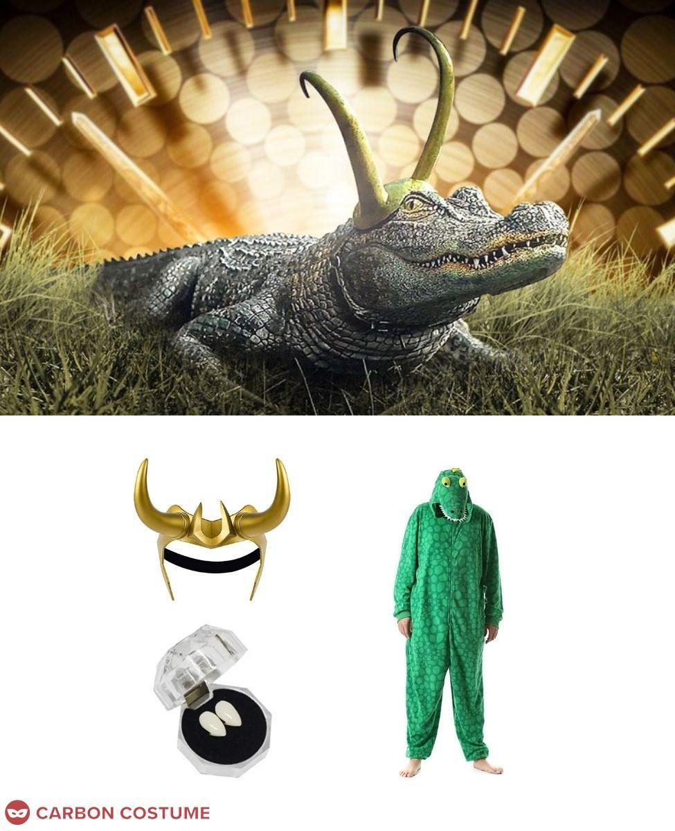 Alligator Loki Cosplay Guide