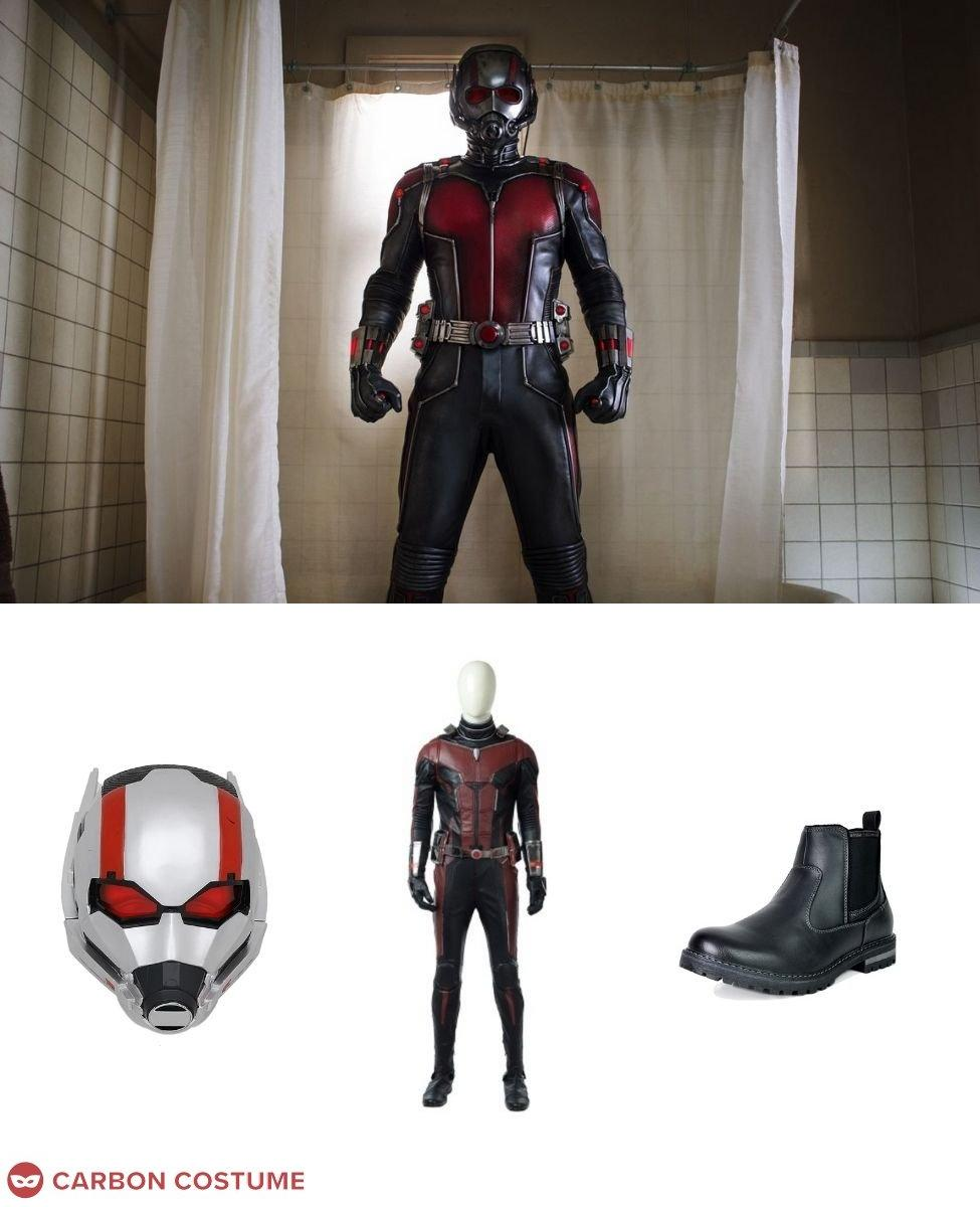 Ant-Man Cosplay Guide