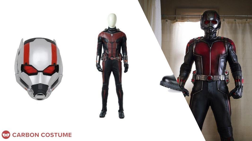 Ant-Man Cosplay Tutorial