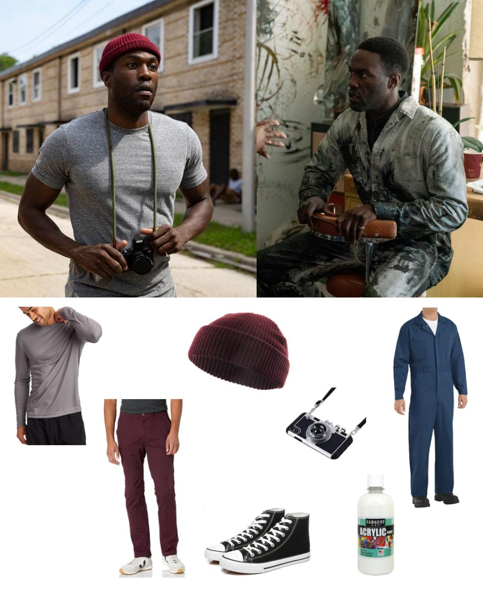 Anthony McCoy from Candyman Cosplay Guide