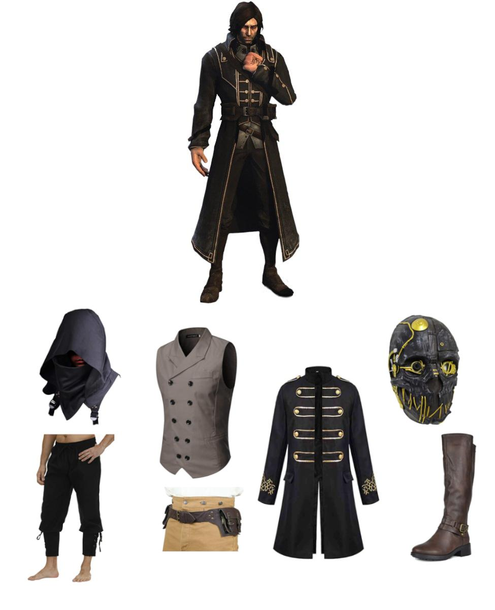 Corvo Attano from Dishonored Cosplay Guide