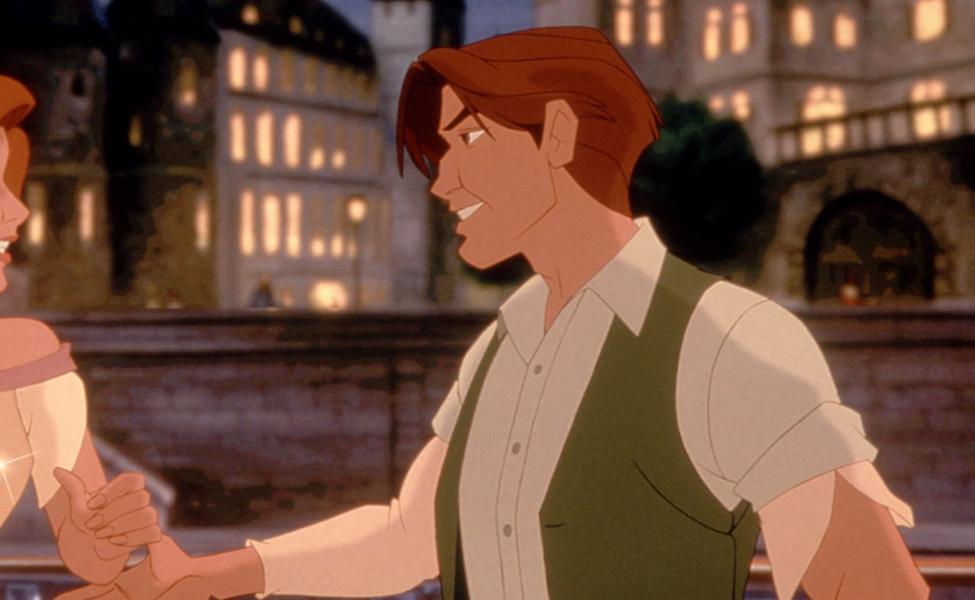 Dimitri from Anastasia