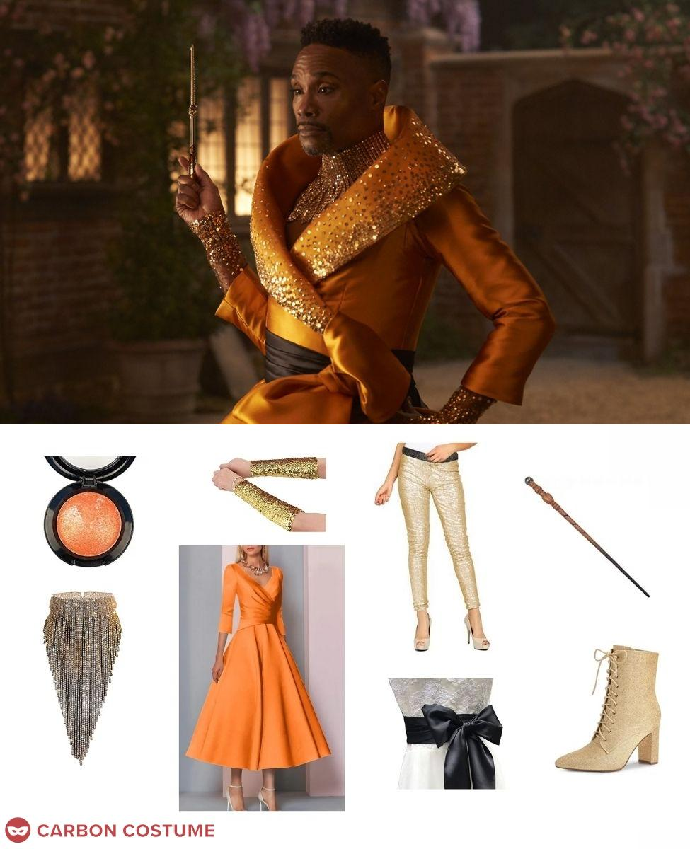 Fairy Godmother in Cinderella (2021) Cosplay Guide