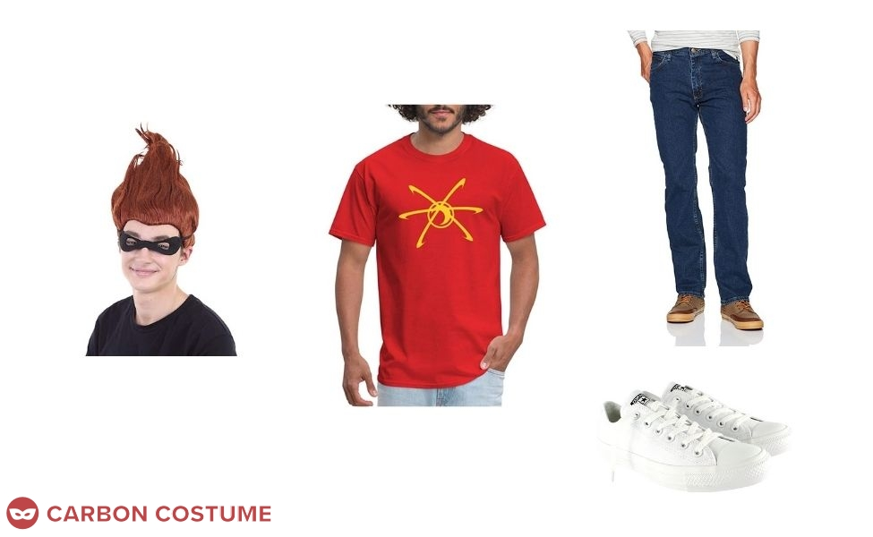 Jimmy Neutron Costume