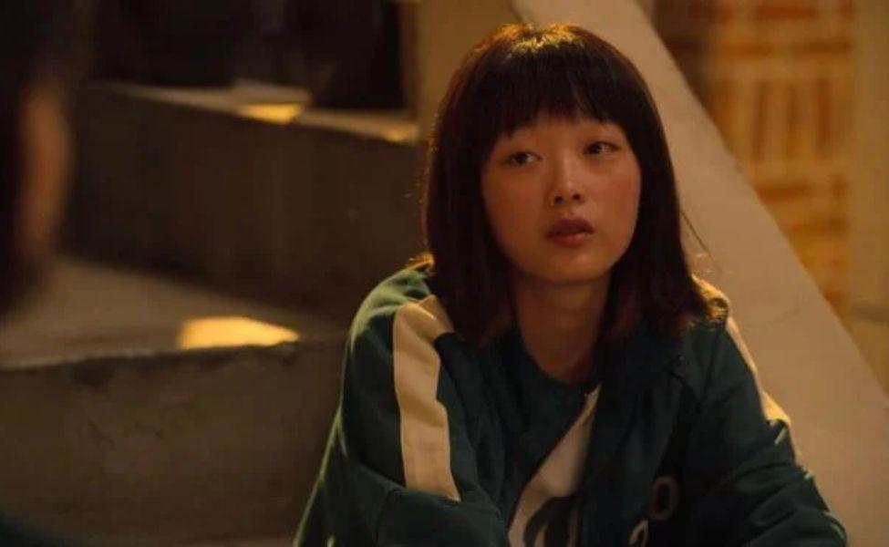 Ji-Yeong from Squid Game