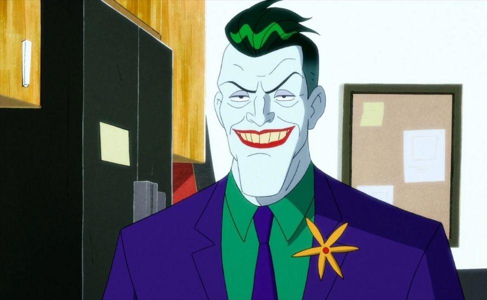 The Joker from Harley Quinn