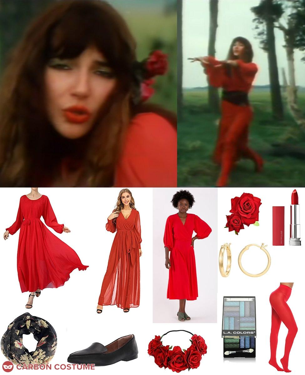 """Kate Bush in """"Wuthering Heights"""" Cosplay Guide"""