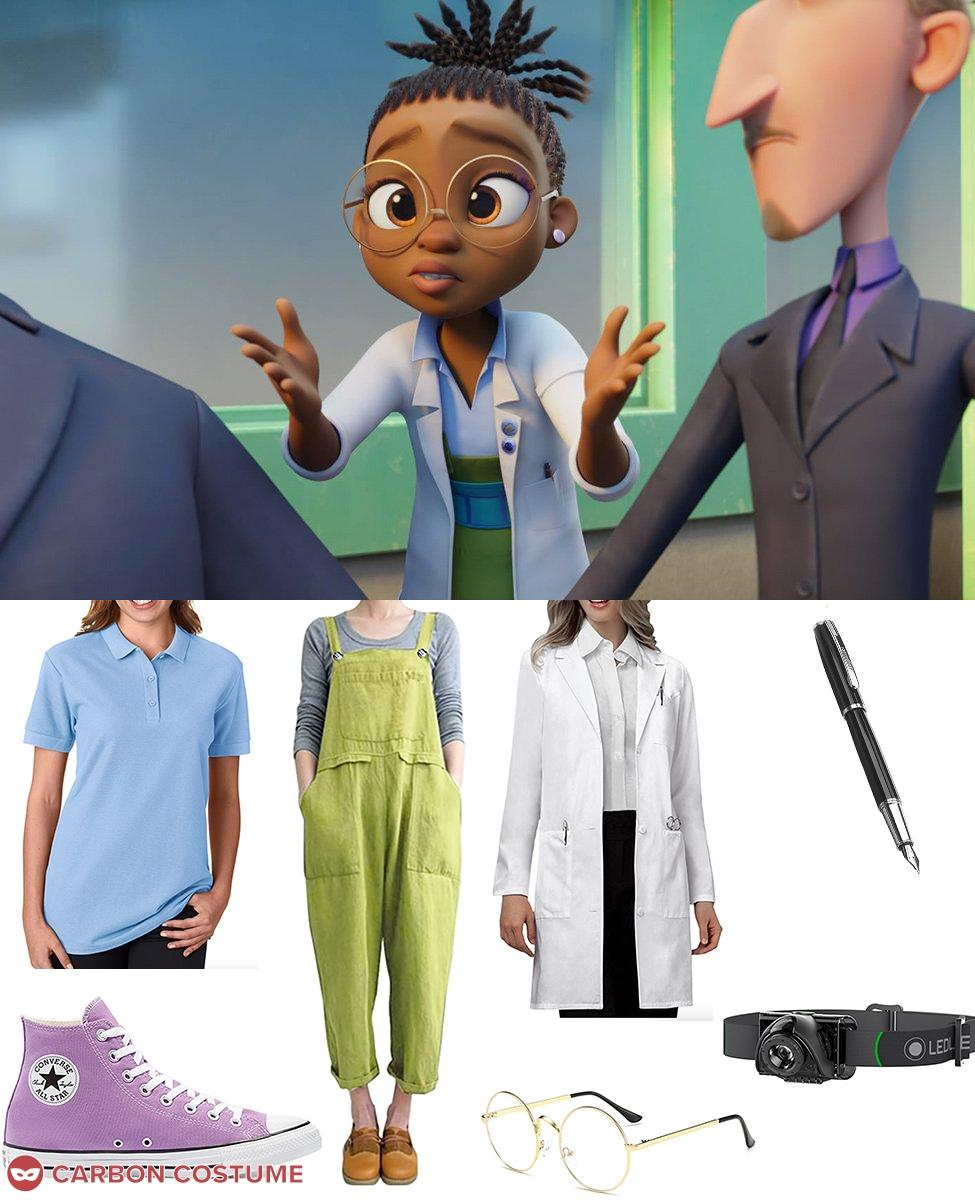 Kendra Wilson from PAW Patrol: The Movie Cosplay Guide