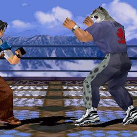 King from Tekken 3