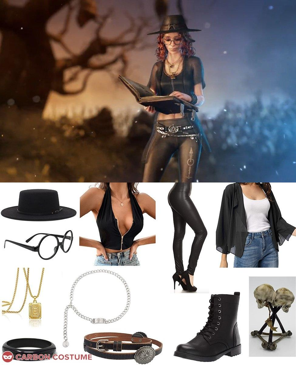 Mikaela Reid from Dead by Daylight Cosplay Guide