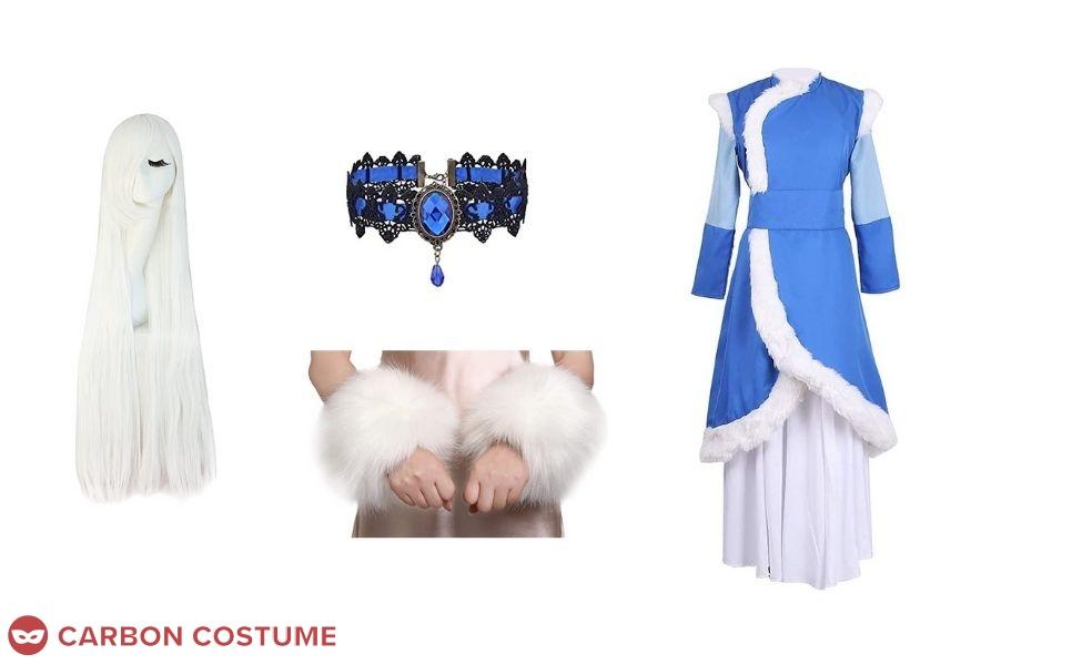 Princess Yue Costume